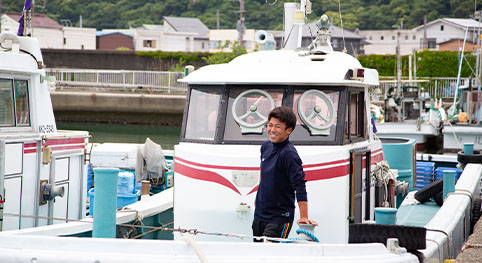 Seto Inland Sea Ship-Pulled Seine Net Fishing